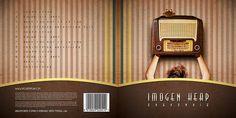 Imogen Heap - Album artwork contest submission by Razvan Garofeanu, via Behance