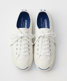 """JACK PURCELL"" by CONVERSE x green label relaxing WOMENS #cartonmagazine"