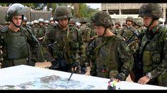 Tropas do Exército realizam treinamentos que simulam situações de INTERV...
