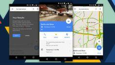Αναζητήστε στο Google Maps τις εκδηλώσεις, κρατήσεις και πτήσεις σας. #socialmedialife