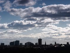 Poznan, Skyline