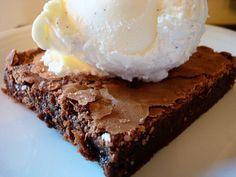 Easiest Brownies in the World