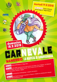 Carnevale 2015 a Manerbio http://www.panesalamina.com/2015/32460-carnevale-2015-a-manerbio.html
