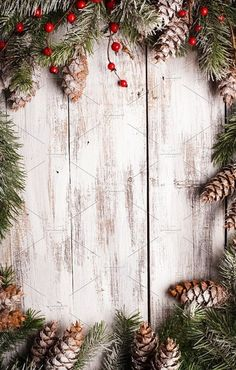 White shabby Christmas border with snow covered pinecones ,You can find Fondos navideños and more on our website.White shabby Christmas border with snow covered pinecones , Christmas Pattern Background, Christmas Border, Christmas Mood, Noel Christmas, Christmas Crafts, Christmas Patterns, Christmas Picture Background, Winter Background, Christmas Wreaths
