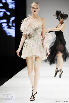 black swan white swan wedding dresses