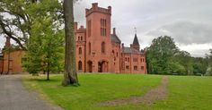 Sangaste Linn, Etelä-Viro Country Estate, Mansions, House Styles, Home, Manor Houses, Villas, Ad Home, Mansion, Homes
