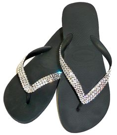 5d82bee4c937f Rhinestone flip flops maybe a little more color