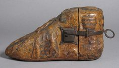 Shoe Reliquary, French or Swiss, c. 1350 - 1400