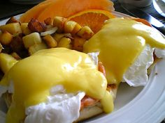 Eggs Benedict Two Ways – Traditional and Eggs Benedict Casserole for Festive Friday!