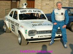 Barry Lee and his Mk1 Escort Hot Rod