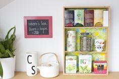 20 Super Smart Ways to Organize Your Kitchen via Brit + Co