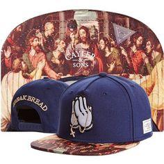 Cayler Sons Snapback Hat Fashion Brand Baseball-Cap Baseball Caps Casual  Casquette Gorro Bon Aba Reta Chapeu Bone Touca da5989e3d31