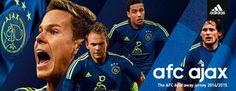 camiseta Ajax 2015,nueva equipacion del Ajax 2015,camisetas Ajax baratas