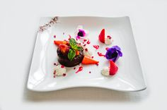 #restaurant #borgodeicontiresort #dessert #chocolatecake #italianfood
