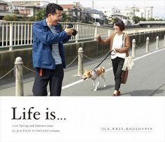 Life is issue 04 Takumi Yashima  Aya