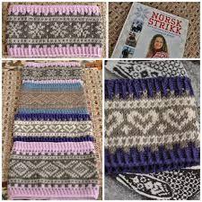 marius pannebånd gratis oppskrift – Google Søk Fair Isle Pattern, Fair Isle Knitting, Nordic Style, Knit Crochet, Stitch, Clothes For Women, Inspiration, Sorting, Design