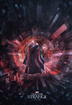 New Doctor Strange posters