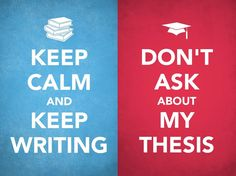 In case of doing a PhD...