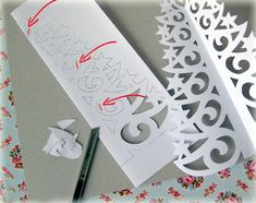 Christmas Time, Christmas Crafts, Done With You, Preschool Activities, Paper Cutting, Origami, Playing Cards, Scrapbook, Drawings