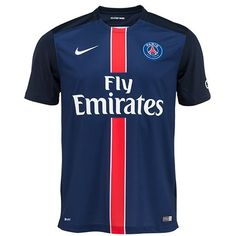 Paris Saint Germain - Primera equipación PSG 2015 #camiseta #starwars #marvel #gift