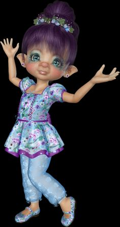 Cartoon Girl Images, Girl Cartoon, Cute Fairy, Girls Image, Cute Dolls, Harajuku, Cookie, Cartoons, Fantasy