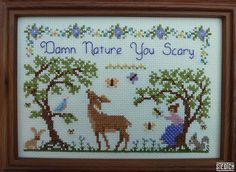 This website is amazing and has a lot of amazing cross stitch photos.
