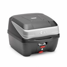 Description Bold Top Case - Givi 32 LTR Monolock® Top-case (Black) Universal mounting plate included Fits 1 helmet Optional backrest available Other Details Part No. Motorbike Accessories, Motorbikes, Helmet, This Or That Questions, Scooter, Campaign, Medium, Products, Check