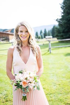 Rainbow Ranch Lodge Wedding in Montana | Lauren Brown Photography | Reverie Gallery Wedding Blog