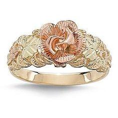 Black Hills Gold® Dakota Rose Ring | Shop fashion, accessories,luxury| Kaboodle