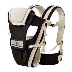 Baby Carrier by Brighter Elements - BEST for Newborn, Infant, Toddler,