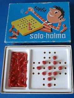 DDR: Solohalma ... Hatte das nicht jeder in seinem Spielschrank?!
