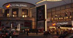 Shopping Alto Palermo em Buenos Aires #argentina #viagem