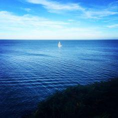 Ile de groix ocean voilier bretagne france