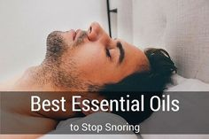 This article looks at the best essential oils to stop snoring and help with sleep apnea, lavender, valor, peppermint, thyme, diffused and inhaled.