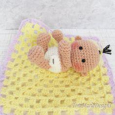 Baby Mia Doll Crochet Pattern Italian Artist by ToniMarieDesignz