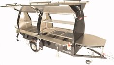 The 1200 Festival BBQ trailer Bbq Trailer For Sale, Trailers For Sale
