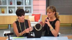 Letizia La Mela italian expert jewelry designer USA TV