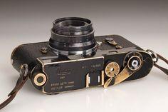 Leica M Cameras 'René Burri', 1958/65, no.1130045 - 5