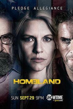 Season 3 of Homeland premieres September 29th