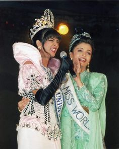 Aishwarya Rai Bachchan and Sushmita Sen had made India proud with their global dominance back in 1994 when they won Miss World and Miss Universe resp...