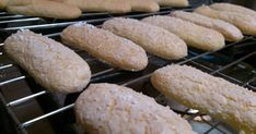 Gluten Free Savoiardi biscuits