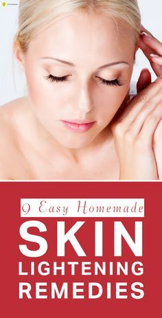 Want to know how to lighten skin naturally? Here are our best skin lightening/whitening home remedies that are surely going to work for you.