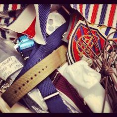 Every last detail is in place... #Spring2013 #TOMMYSP13 #NYFW #newyorkfashionweek