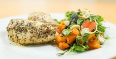 A tasty, tender chicken dish that is great served with a green side salad. Note…