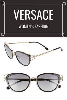 ab906041a32 Versace Greca 53mm Cat Eye Sunglasses