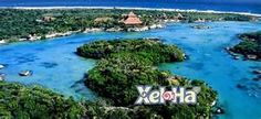 Xel-Ha, Mexico very pretty lucky to say I've been.