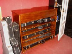 guitar storage furniture - Google Search