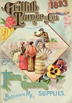 Griffith Turner & Co's catalogue of farm & gard...