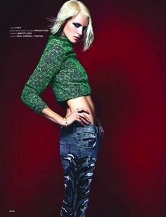 ZINK Magazine 2014 Holiday Issue featuring our jacket
