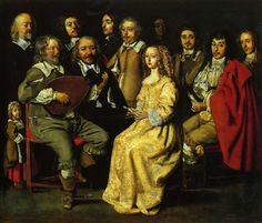 TICMUSart: The Musical Meeting - Le Nain brothers (I.M.)